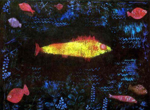 金色の魚1925