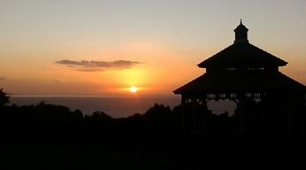 ハワイのガゼボ