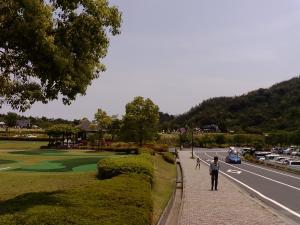 深山公園 パターゴルフ場など