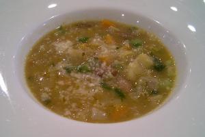 2200円コースのスープ