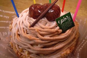 わいず亭のケーキ