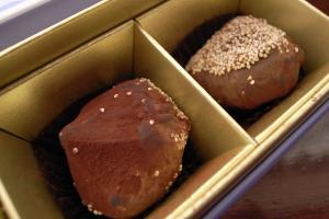 マールブランシュのチョコレート1