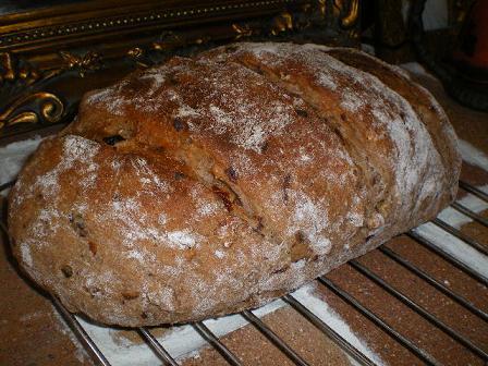 まりP特製 んまいパン
