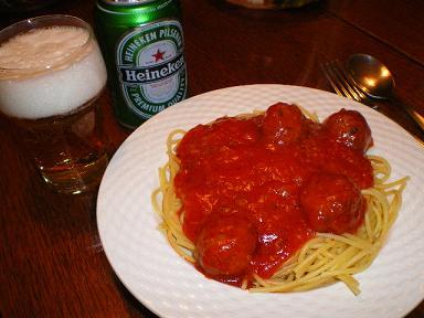 夫の手料理