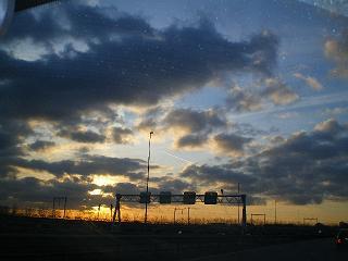 高速道路から1