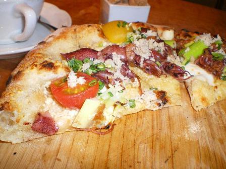 アトリエテンマ ピザ