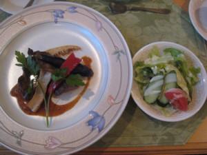 0524 019 お肉&サラダ