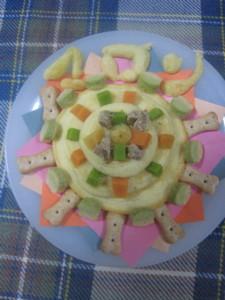 0728 000001 特製パンケーキ