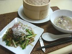 中華料理教室7