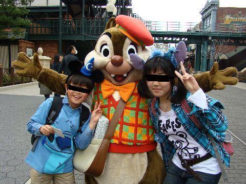 2009.4.15~19 ディズニーランド 149