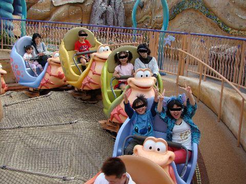 2009.4.15~19 ディズニーランド 365