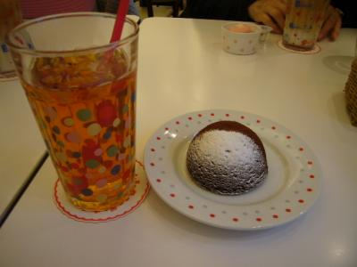 チョコホリック カフェ♪