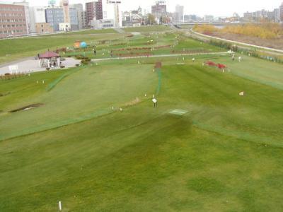 豊平川パークゴルフ