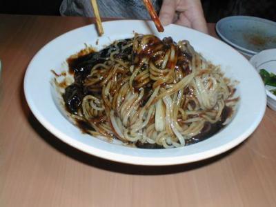 ジャジャ麺02