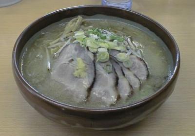 味噌チャーシュー