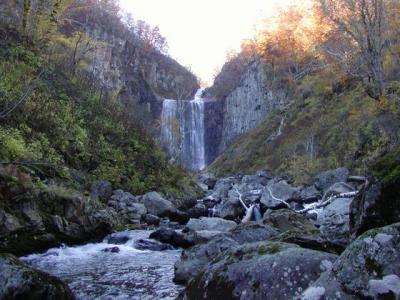 賀老の滝02
