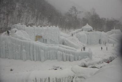 層雲峡氷瀑まつり01