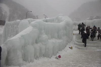 層雲峡氷瀑まつり02