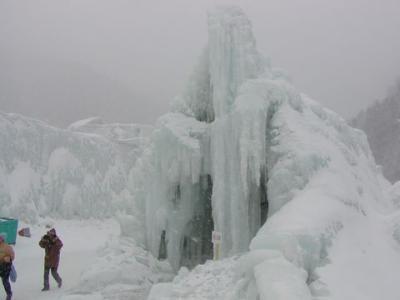 層雲峡氷瀑まつり03