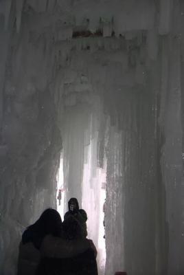 層雲峡氷瀑まつり06