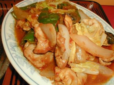 辛味噌炒め02