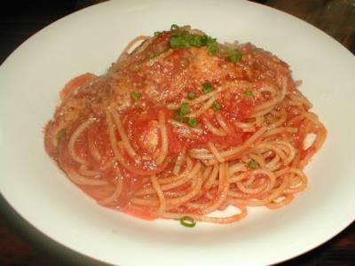 イタリア食堂パスタ