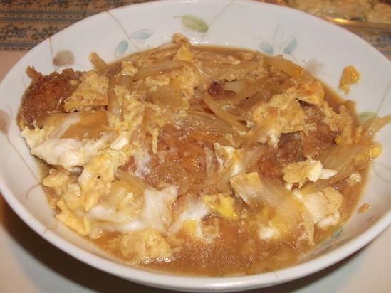 カツ煮 (1)