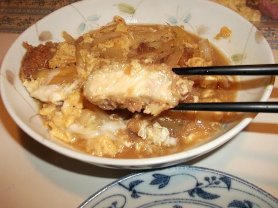 カツ煮 (2)