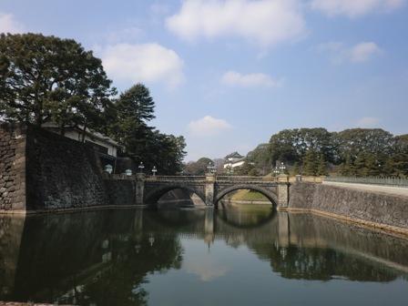 東京 セミナー 二重橋全景