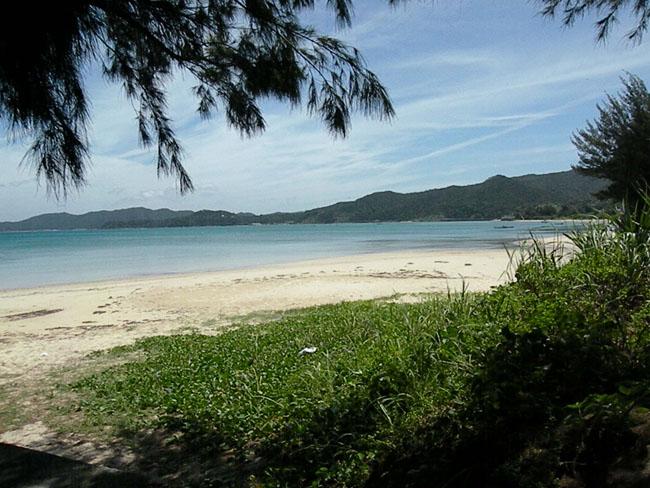 DSCN赤尾木湾