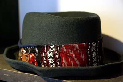 帽子屋Souhaitにて購入