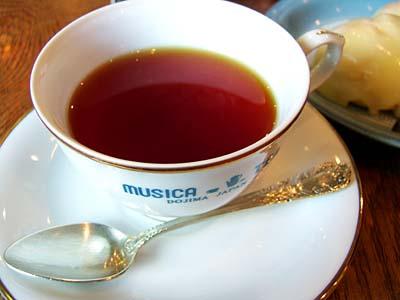 MUSICA ムジカ 紅茶