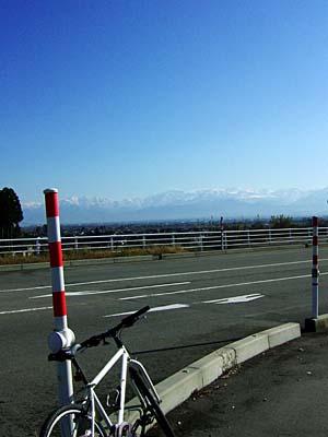 359号から見る立山連峰