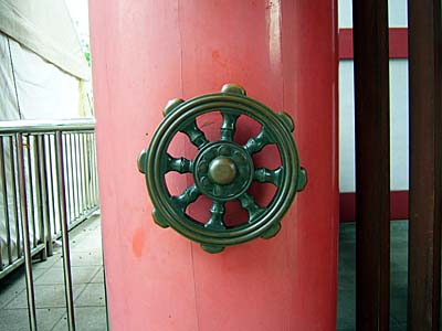 四天王寺の骨董市