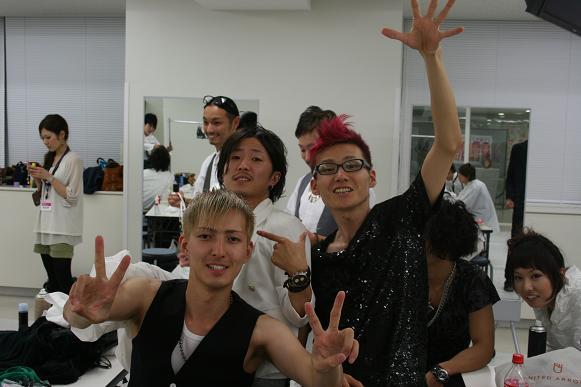 女セミナー&BW hair show 0482