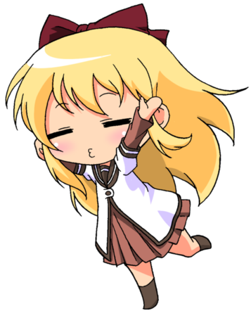 ゆるゆり 歳納京子