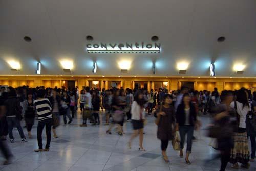 コンサート終了後