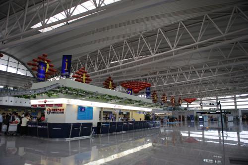 青島空港2