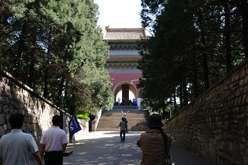 地下宮殿の出口