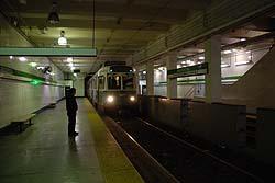 Prudential駅