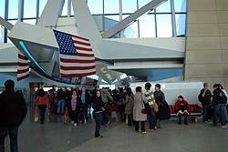 バッファロー空港