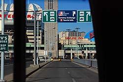 カナダ国境