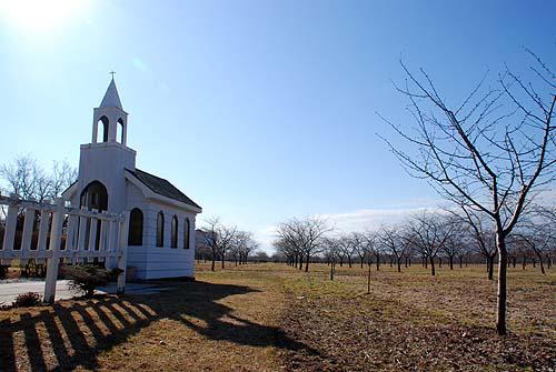 世界一小さい教会