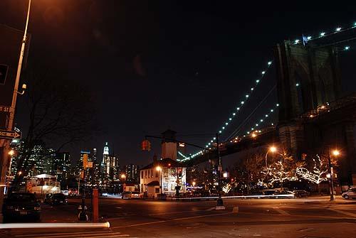 マンハッタンの夜景3