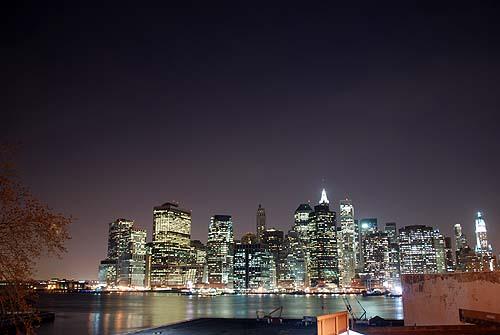 マンハッタンの夜景4