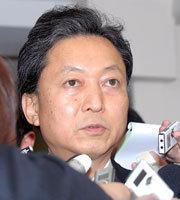 鳩山由起夫幹事長