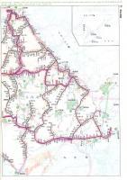 鉄道マップ北海道東部