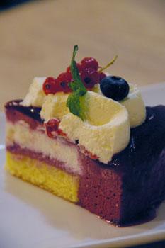 ケーキ Cut面
