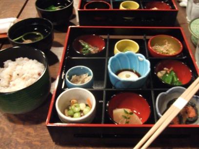 お上品な味付けで全部ペロリと食べちゃいました(^m^)