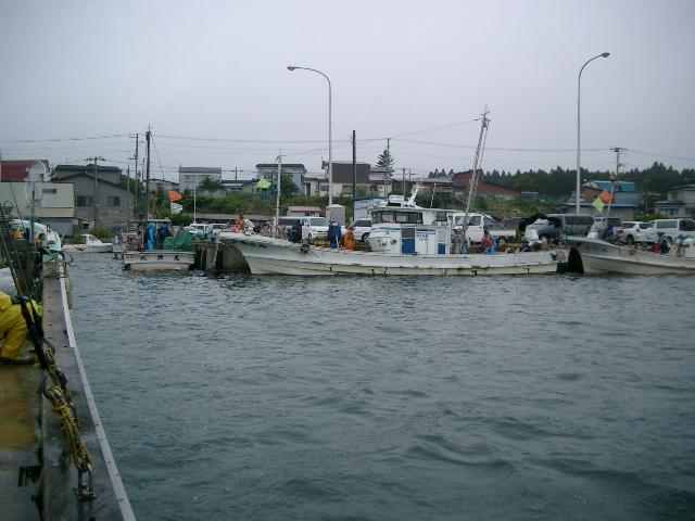 陸奥湾カレイ釣り21-6-14-10
